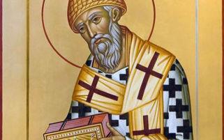 Спешите поклониться мощам святителя Спиридона Тримифунтского